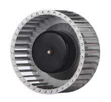DC Centrifugal Fan Φ 140 - Forward Curved